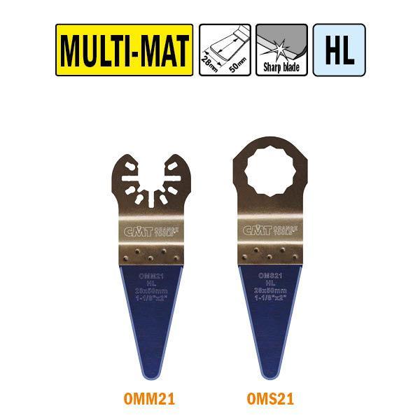 28 mm. snijblad voor alle materialen
