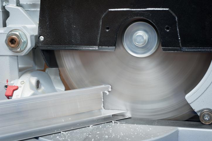 zaagbladen voor aluminium