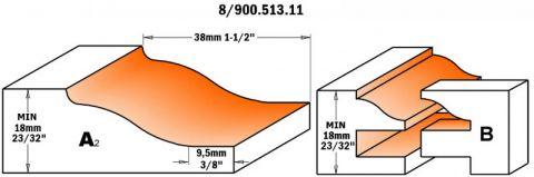 profiel A2 (900.513.11)
