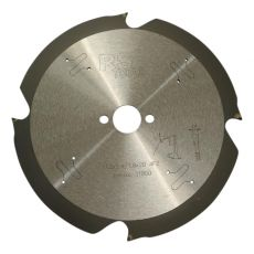PCD zaagblad Ø 160 x 2,4 x 20 mm.  z=4