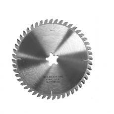 Hm zaag Ø 190 x 2,6/1,6 x 20  z=60 Trapezium vlaktand (negatief)  FastFix