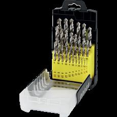 Hss borencassette Ø 1-13 x 0,5 mm.  ECO PRO kruisaanslijping