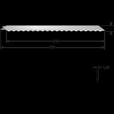 Reciprozagen RC870 230x19x1,25mm. (2 st.)