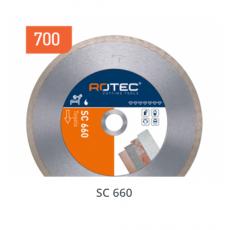 Diamantzaag SC660 voor tegels