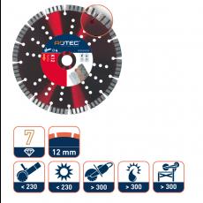 Diamantzaag Ø 300x3,2x30 mm. K12