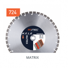 Diamantzaag MATRIX beton/universeel