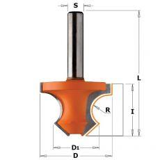 Hm kraalprofielfrees Ø 36 mm.  R=8