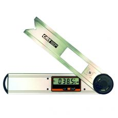 Digitale waterpas en hoekmeter, meetbereik 0° tot 360°