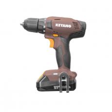 Keyang accu boor-/schroefmachine 18V set (2x 2.0Ah accu) in koffer