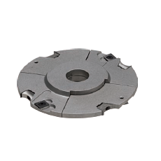 HMWP verstelbare groeffrees Ø 160 x 30/60 mm.  z= 4 v= 4 MAN