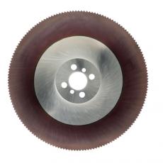 HSS Cobalt afkortzaag Ø 350 x 3,0 x 32 mm. TiAlN