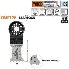 Dubbelrijige Japanse vertanding voor alle houtsoorten, 35mm