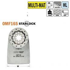 multitool 52mm flexibele schraper voor alle materialen (1 stuk)