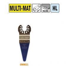 28 mm. snijblad voor alle materialen 5st. (Universeel)