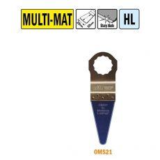 28 mm. snijblad voor alle materialen 5st. (SuperCut)