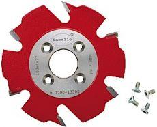 HM lamello frees Ø 100 x 4 x 22 mm.  z=2 v=4
