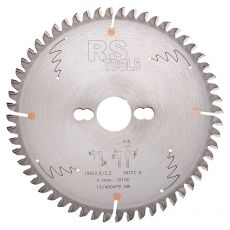 RStools HM zaag Ø 190 x 2,8 x 30  z=56 TF (aluminium)