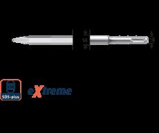 SDS+ puntbeitel 250 mm, Extreme