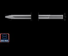 SDS-max puntbeitel, L=400mm