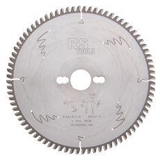 RStools HM zaag Ø 216 x 2,8 x 30  z=80 TF (aluminium)