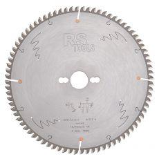 RStools HM zaag Ø 250 x 3,2 x 30  z=80 TF (aluminium)