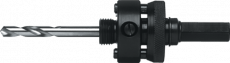 Gatzaaghouder, opname zeskant 11mm., gatzaag 14 t/m 30