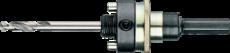 Gatzaaghouder voor HM-tip (14-30 mm.) zesk. 9