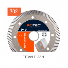 Diamantzaag TITAN FLASH voor tegels