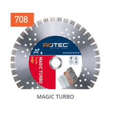 Diamantzaag MAGIC TURBO voor beton/natuursteen