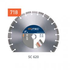 Diamantzaag SC 620 voor abrasieve materialen
