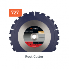Diamantzaag Root Cutter