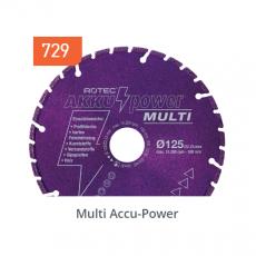 Multi accu power
