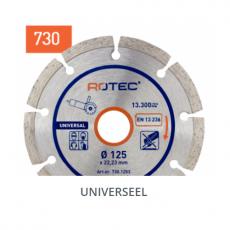 Diamantzaag UNIVERSEEL beton/universeel