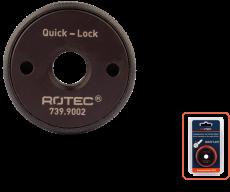 Quick-Lock snelspanmoer