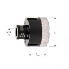 Rotec - M14 diamantboorkroon