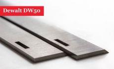 HSS schaafmes 260 x 25 x 3 mm. 18%  voor DeWalt DW50