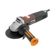 125 mm Haakse slijper – 1400W - variabel toerental - in doos