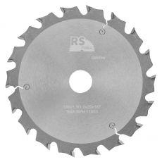 RStools HM zaag Ø136 x 1,5 x 20 mm z=18 wisseltand