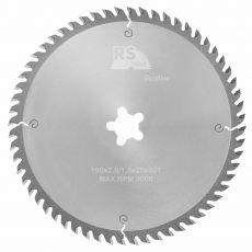 RStools HM zaag Ø 190 x 2,6 x FF  z=60 TF (aluminium)