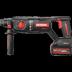 Keyang HD20BLH accu combihamer SDS+ 18V set (2x 5.0Ah accu) in koffer