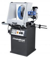 Metallkraft halfautomatisch afkortzaag voor aluminium met zaagblad Ø400m