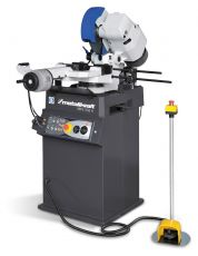 Halfautomatische cirkelzaagmachine met zaagblad Ø350 mm