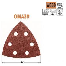 Schuurpapier met velcro systeem (per 10 stuks)