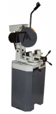 Cirkelzaag machine met zaagblad HSS Ø315 mm.