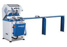 Metallkraft halfautomatisch afkortzaag voor aluminium met zaagblad Ø500mm