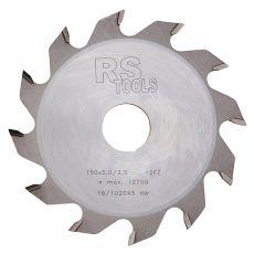 Hm groefzaag Ø150 x 5,0 x 30 mm.  z=12