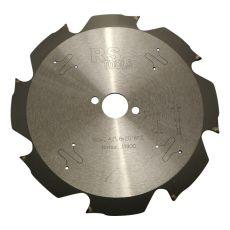 Diamantzaag Ø160 x 2,4 x 20 mm. z=8 voor cementvezelplaat