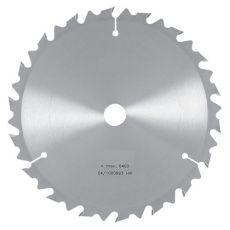 HM zaag Ø400 x 4,0 x 30  z=24  vlaktand spaanbegrensd