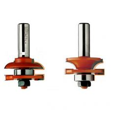 Frees set profiel en contraprofiel Ø 44,4 mm. S=Ø12  type A