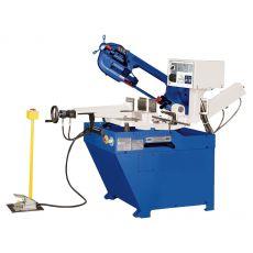 Halfautomatische lintzaagmachine voor metaal tot Ø230mm